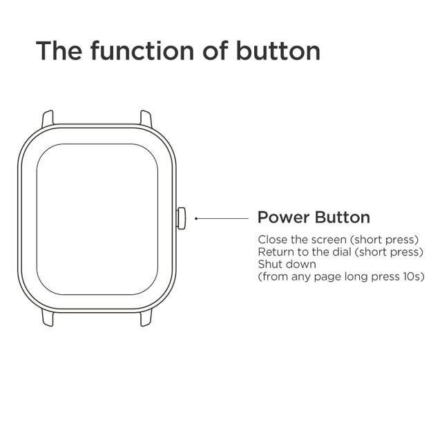 Global Version Amazfit GTS Smart Watch 5ATM Waterproof Swimming Smartwatch NEW 14Days Battery Editible Widgets for Xiaomi 5
