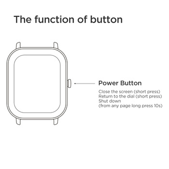 Amazfit GTS Smartwatch - Global Version 10