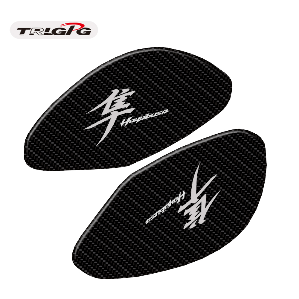 For Suzuki Hayabusa GSXR1300 2008 2009-2016 2015 2014 13 Motorcycle Anti Slip Tank Pad Sticker Pad Side Gas Knee Grip Protector