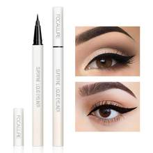 Black Liquid Eyeliner Pencil 24 Hours Waterproof Soft Eye Makeup Easy To Use Eyeliner For Women Girl Easy To Remove Newer(China)