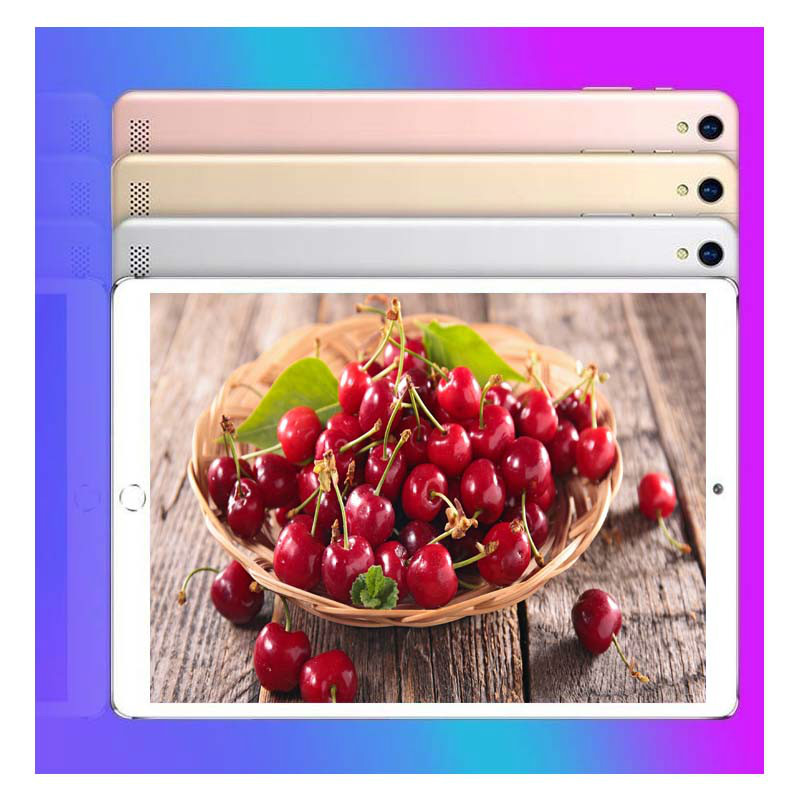 2020 Free Shipping 10.1 Inch Tablet PC Android 8.0 Octa Core 6GB RAM 128GB ROM 5.0MP 1280*800 IPS 4G PhoneTablet 10.1
