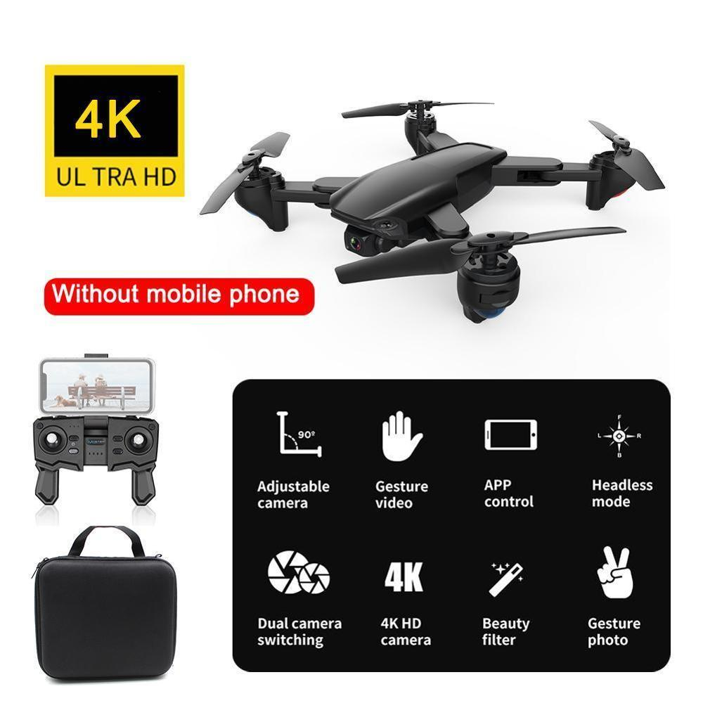 SG701 GPS Drone 5G WiFi FPV With 4K HD Camera Foldable 150M Mobile Mini RC Distance Phone Control WIFI Quadcopter Control S3D9