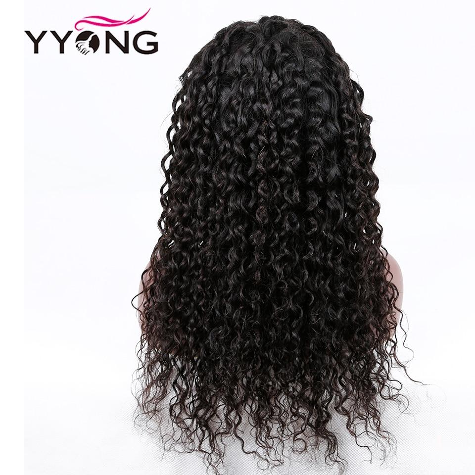 4 water wave wig