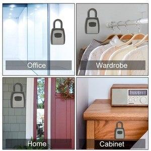 Image 5 - Outdoor Key Safe Deposit Box Key Storage Safe Box With Code Combination Lock Box For keys