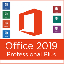 Ms Office 2019 pro plus clé de produit