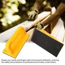 Практичный из дерева пила нажимная палочка косой и прямой нажимной блок деревообрабатывающий инструмент нажимная Палочка Набор инструментов для работников по дереву и использование на Tab