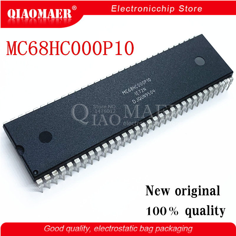 1pcs/lot MC68HC000 MC68HC000P8 MC68HC000P10 MC68HC000P12 MC68HC000P16 DIP64 new and original IC