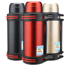 Stainless Steel Thermos Leakproof Outdoor Keep Cold Warm Travel Car Water Termos Bottle Portable Insulation Vacuum Flask Kettle