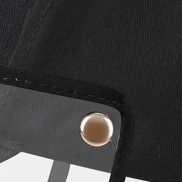 Full Face Protection Baseball Hat Detachable Transparent Face Shield Visor Anti-saliva Unisex Cap 3