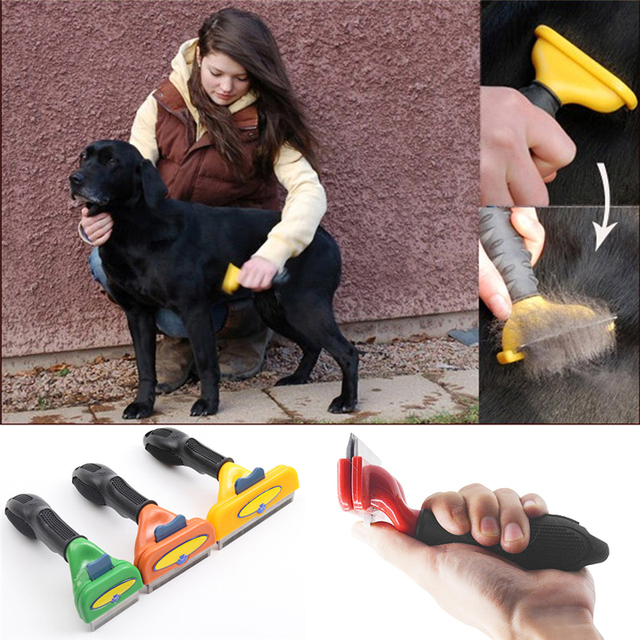 Pet Hair Removal Comb/Brush For Cat & Dogs 5