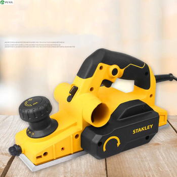 High quality small electric planer wood planer machine planer thickener tool for home DIY