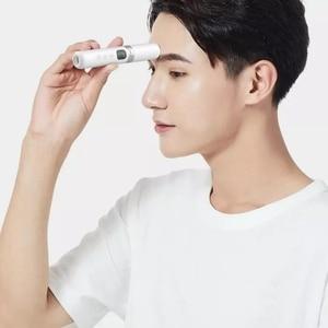 Image 5 - Youpin WéllSkins masseur pour les yeux baguette LCD affichage oeil beauté masseur bâton chauffé Vibration magnétique Anti rides soins des yeux