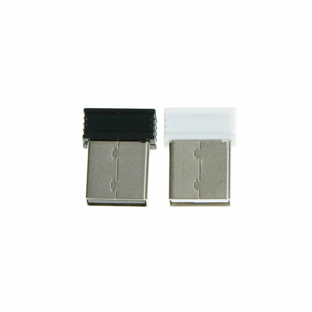 Récepteur de Dongle sans fil unifiant 2.4G sans fil souris et clavier adaptateur sans fil Dongle USB récepteur pour ordinateur portable 2*1.4cm