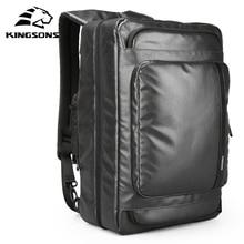 Kingsons多機能トラベルバッグ大容量の男多目的男性ショート旅出張