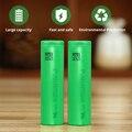 VTC6 18650 3000 мАч батареи с высоким разрядом для US18650 VTC6 фонарик инструменты аккумулятор VTC6 18650 3000 мАч перезаряжаемые батареи
