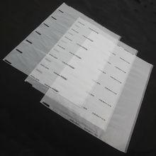Acid-Free Archival Storage Sheet Protector 35mm 135 B&W Color Negative Slide