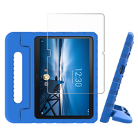 """screen film For Lenovo Tab M10 Tab P10 10.1"""" X605 2019 Tablet Case EVA Shockproof Portable Handle Protective Stand Cover With Screen Film (1)"""