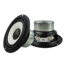 SOTAMIA altavoz portátil sonido de 3 pulgadas, columna de sonido estéreo DIY, de gama completa, 4 Ohm, 10W, 2 uds.
