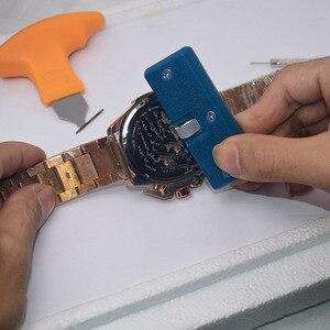 Image 2 - ووتش rRepair كيت ووتش أدوات مطرقة صغيرة عودة حالة حدق متر إزالة حزام (استيك) ساعة إزالة تبويب إصلاح أدوات