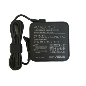 Image 2 - 19V 4.74A 90W адаптер для ноутбука 5,5*2,5 мм ADP 90YD B PA 1900 30 AC зарядное устройство для Asus A42F K550D A55V A8 F80S X43SA EXA1202YH