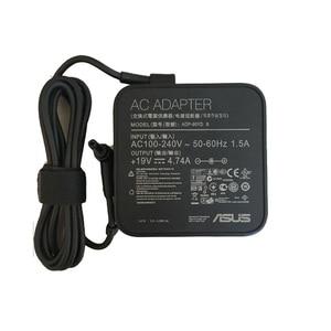 Image 2 - 19V 4.74A 90W Laptop Adapter 5.5*2.5mm ADP 90YD B PA 1900 30 AC Power Charger For Asus A42F K550D A55V A8 F80S X43SA EXA1202YH