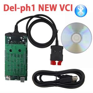 Image 3 - 2021 VD DS150E CDP  Bluetooth for delphis 2017. R3 with keygen obd2 Scanner for cars trucks