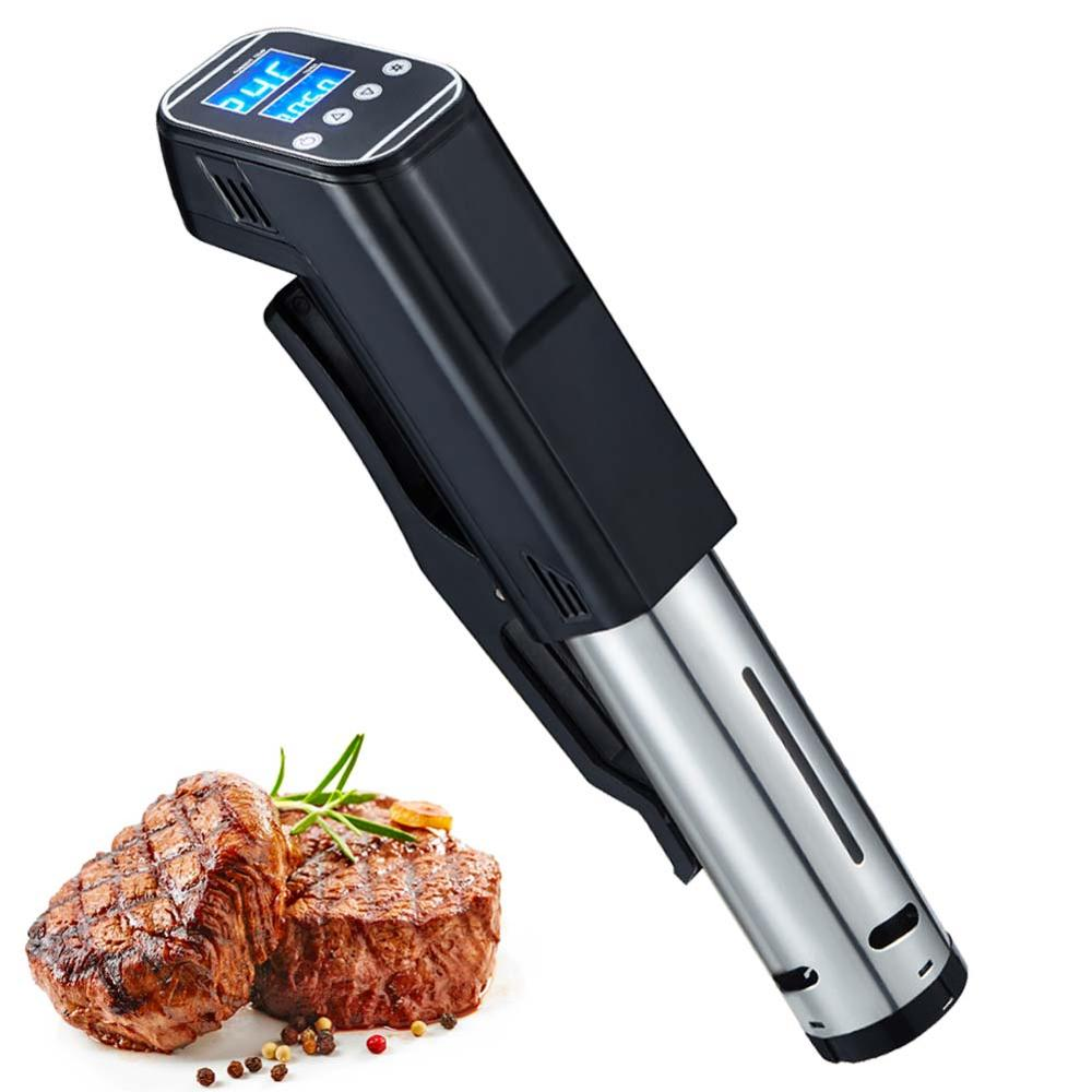 Waterproof Vacuum Slow Sous Vide Food Cooker Immersion Circulator LCD Digital Timer Display Sous Vide Slow Cooker
