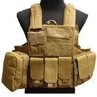 Tactical Vest Molle ...