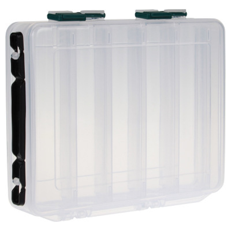Double Lure Bait Box For Fishing Bait Portable Multifunctional Luya Accessories Box Fake Bait Storage Box Fishing Accessories