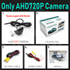 Only AHD720P Camera