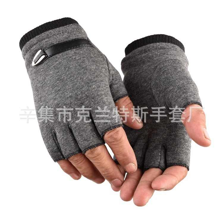 Trade Motorcycle For Car >> Motorcycle Moto Bicycle Gloves Half Finger Glove Drive Car Cycling Trade Motion Non Slip Mountaineering Outdoor Sport Glove