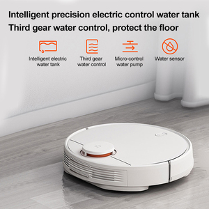 Image 2 - Newest Xiaomi Pro Stytj02YM Mijia Mi Robot Vacuum Mop Sweep Cleaner2 LDS APP Control Mi Home 2100pa dry wet cleaning home device