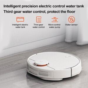 Image 2 - Yeni Xiaomi Pro Stytj02YM Mijia Mi Robot vakum paspas süpürme Cleaner2 LDS APP kontrolü Mi ev 2100pa kuru ıslak temizlik ev cihazı