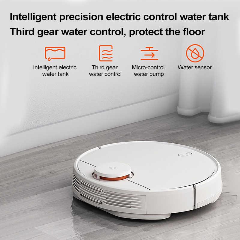 Yeni Xiaomi Pro Stytj02YM Mijia Mi Robot vakum paspas süpürme Cleaner2 LDS APP kontrolü Mi ev 2100pa kuru ıslak temizlik ev cihazı