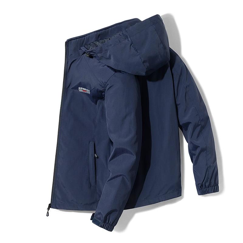 Мужская ветровка 7XL,8XL,9XL, военная водонепроницаемая ветрозащитная Повседневная куртка с капюшоном, мужская одежда 2020, осенние мужские куртк...