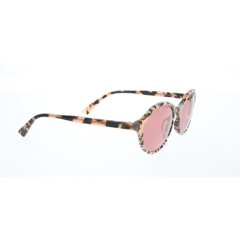 Women's sunglasses w 0266 55s bone color organic oval aval 51-19-140 web