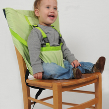 Bag-Accessorie Baby-Seat High-Chair Harness Adjustable Safety-Feeding Color