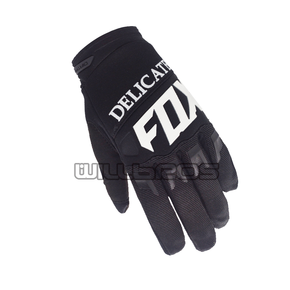 Zarte Fuchs <font><b>MTB</b></font> Bike Off-road Motorrad Mountainbike Off-road Handschuh Dirtpaw Racing Handschuhe Enduro image