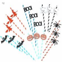 30 шт haloween креативный со скелетом тыквой паук ведьма декоративная