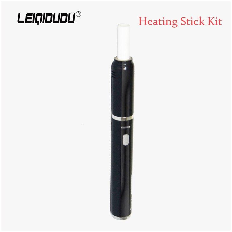 Leiqidudu Heating Stick Kit Ecig Dry Herb Vaporizer For Heating Tobacco Cigarette Cartridges VS 2.0 Plus