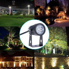 3W 5W 220V Outdoor LED Landscape Light Garden Grass Light Waterproof LED Lawn Lamp COB Lighting Led Light Garden Path Spotlights