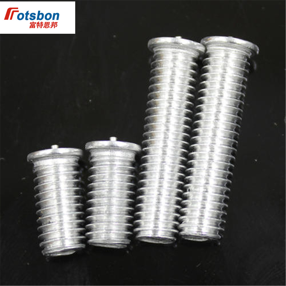 M5 Studs For Welding With Tip Ignition Spot Screw Stud Capacitor Discharge PCB Motherboard Standoff Spacer Truss Screws DIN32501 Screws    - AliExpress