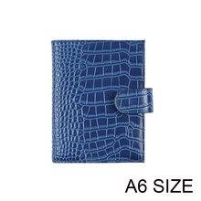 Оригинальный блокнот Moterm A6, ежедневник из натуральной воловьей кожи, блокнот, блокнот, Органайзер