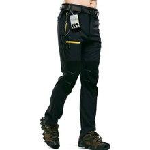 Hiking-Trousers Pants Outdoor Trekking Climbing Waterproof Quick-Dry Summer Sport Men