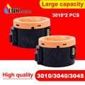 2 pièces X Compatible pour Xerox Phaser 3010 3040 WorkCentre 3045 cartouche de Toner Laser pour 106R02182 106R02183 complet avec Toner