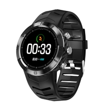 FFYY-Dtno.I No.1 Dt08 Round Press Screen Sport Smart Watch Hrv Detection Ip67 Waterproof Heart Rate