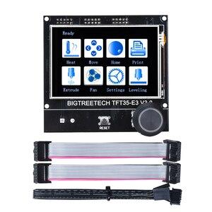 Image 2 - BIGTREETECH TFT35 E3 V3.0 Display Touch Screen 12864LCD Mode For 3D Printer Board SKR V1.3 MINI E3 PRO Ender3 Panel DIY WIFI MKS