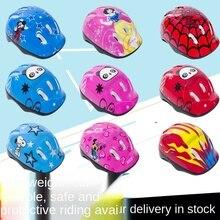 Doki Toy Children's Child Protection Helmet Wheel Slippery Roller Skates Shoes Bike Ride Electric Skateboard Protection Popular