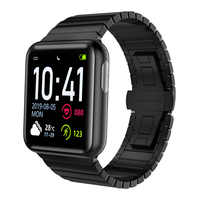 ECG PPG SPO2 Smart Band Watch Men Blood Pressure Oxygen Heart Rate Monitor Smartwatch Women Waterproof for Android IOS Xiaomi