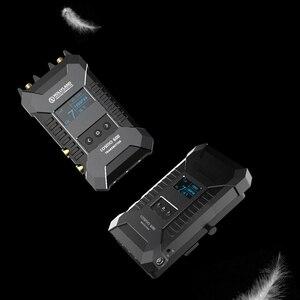 Image 4 - Беспроводной передатчик HOLLYLAND COSMO 600, профессиональный HD видеопередатчик с отверстием для винтов 1/4  20, 3G, SDI, HDMI, 600FT